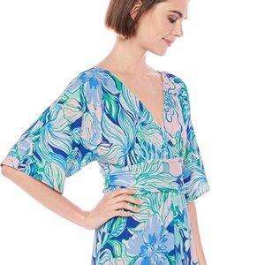 Lilly Pulitzer 2019 Parigi Maxi Dress